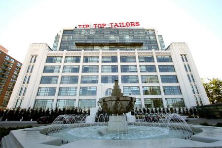 Tip Top Lofts - 637 Lakeshore Boulevard