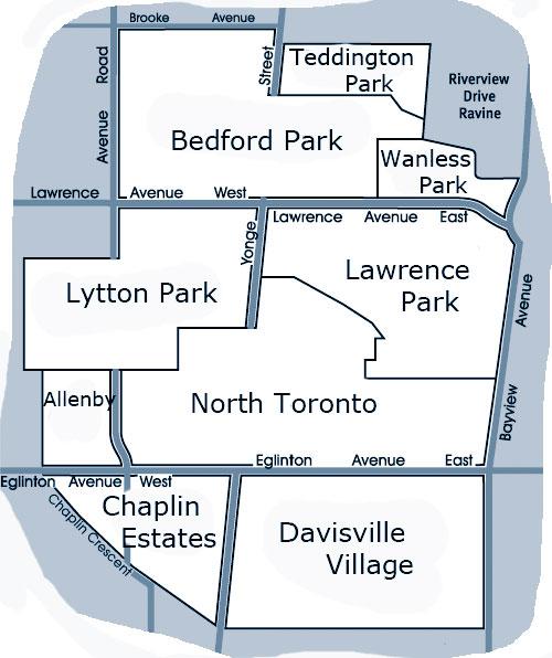 Uptown Toronto