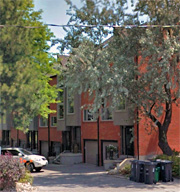 155 Woodbine Mews Townhouses