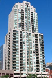 The Penrose Condos - 750 Bay Street