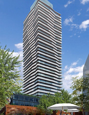 The Gooderham Condominiums - 390 Cherry Street