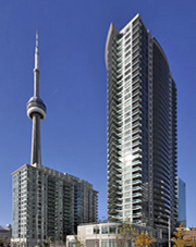 Infinity Condos - 30 Grand Trunk Crescent and 51 Lower Simcoe Street