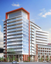 Local at Fort York Condos - Iannuzzi Street