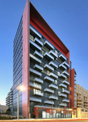 Reve Condos - 560 Front Street West