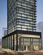 Tableau Condominiums - 117 Peter Street