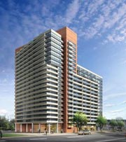 Bridge Condominiums - 1100 King Street West