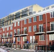 Electra Townhomes - Douro Street