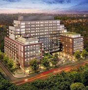 High Park Condominiums - 1844 Bloor Street West