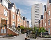 Redpath Townhomes - Redpath Avenue and Lillian Street