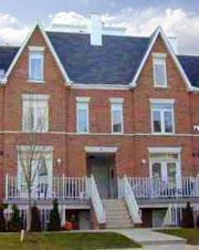 Sudbury Townhouses  7-41 Sudbury Street