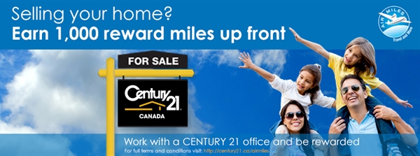 Century 21 Air Miles Program