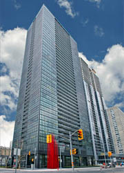 X The Condominium - 110 Charles Street East