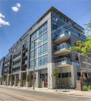 Corktown District Lofts - 510-549-569 King East and 52 Sumach