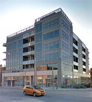 Edge Lofts - 625 Queen Street East