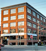 Feather Factory Lofts - 2154 Dundas Street West