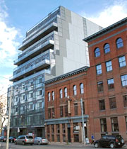 Glasshouse Lofts - 127 Queen Street East
