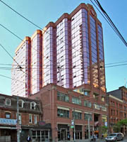 Kings Tower Lofts 393 King Street West