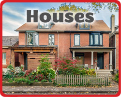 Toronto Houses for Sale