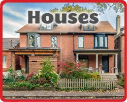 Toronto Houses for Sale