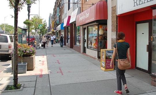 Danforth Avenue Toronto