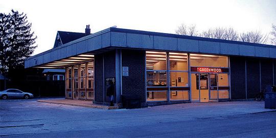 Greenwood Subway Station
