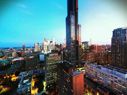 Toronto condo developers
