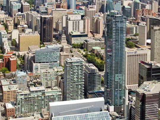 Toronto condo living