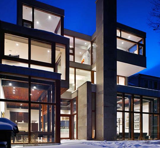 24 Heathdale Road - Ravine House