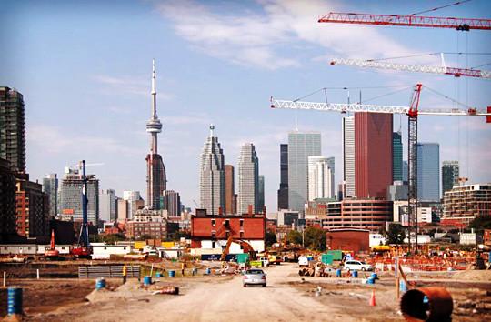 Canary District Toronto