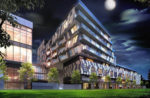 Enigma on the Park's lofts and townhomes back onto green space