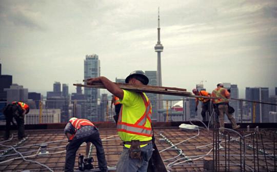 Toronto housing boom