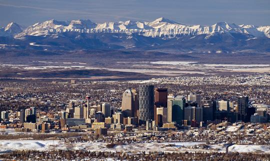 Calgary more affordable, Toronto and Vancouver pricier