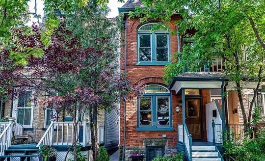 Toronto spring real estate market