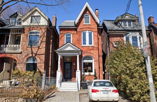 Victor Avenue Houses Toronto