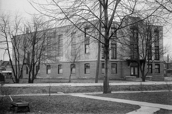 957 Broadview - Finnish Hall 1923