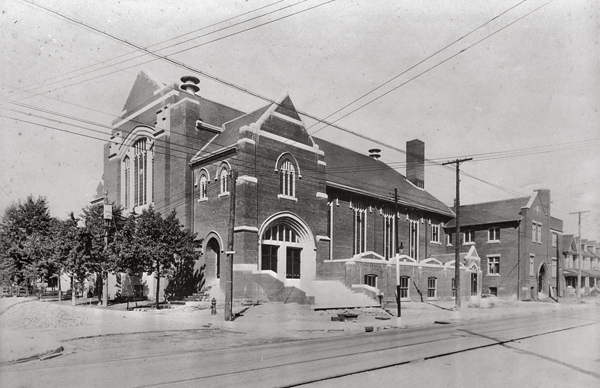 The Glebe Lofts - 660 Pape Avenue c1922