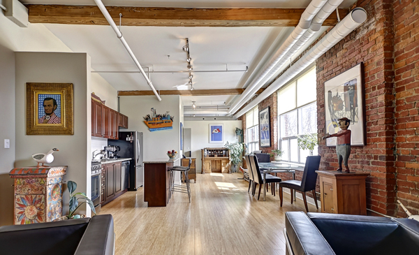 Knitting Mill Lofts - 426 Queen Street East
