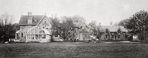David Lewis Macpherson's House - Chestnut Park