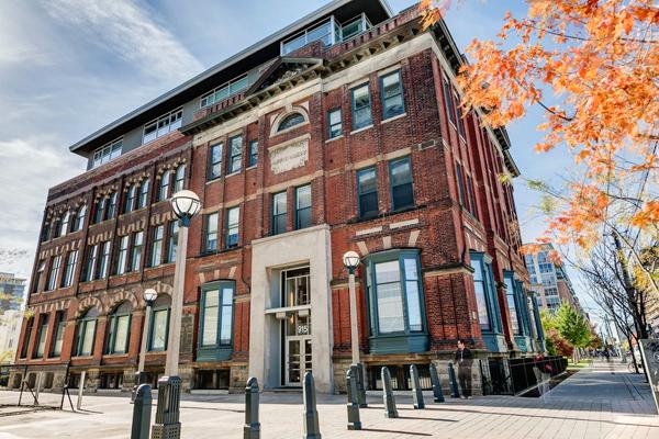 Massey Harris Lofts - 915 King Street West
