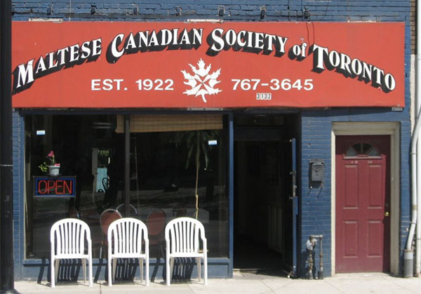 Maltese Canadian Society of Toronto