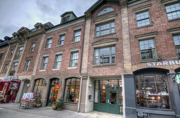 St. Lawrence Lofts - 81A Front Street East