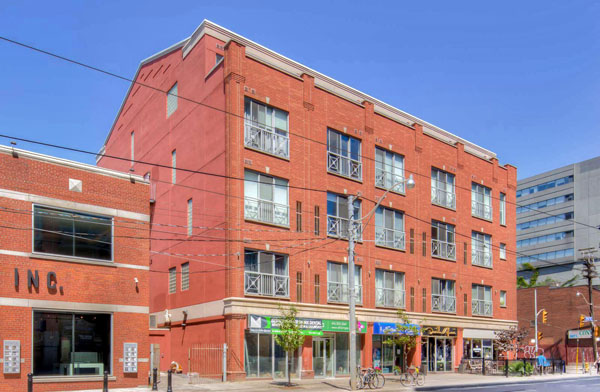 Tecumseth Lofts - 766 King Street West