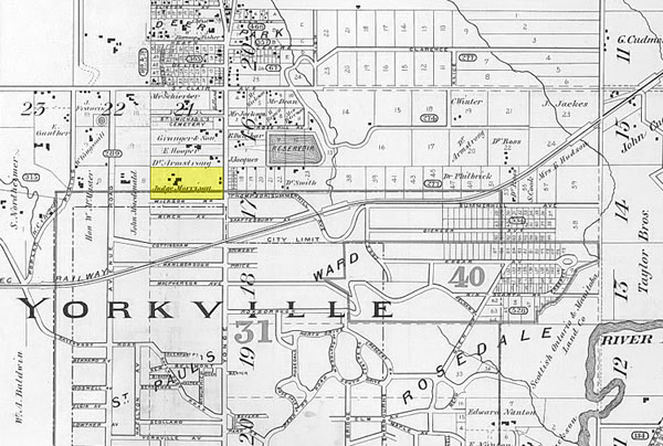 1884 Map