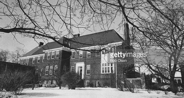 Humewood house 1976