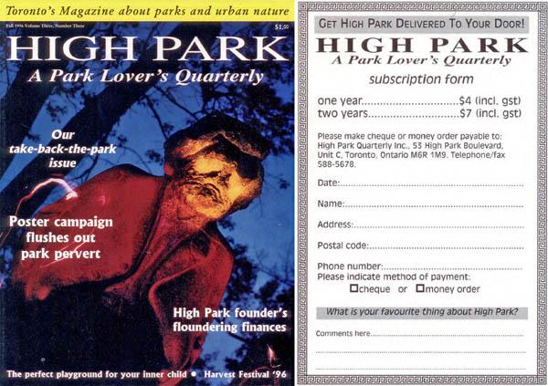 High Park Magazine