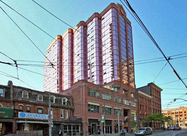 King's Tower Lofts - 393 King Street West