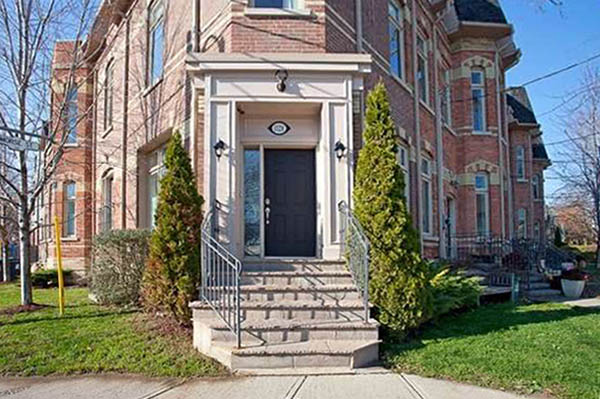 Simcoe House - 112 Morse Street