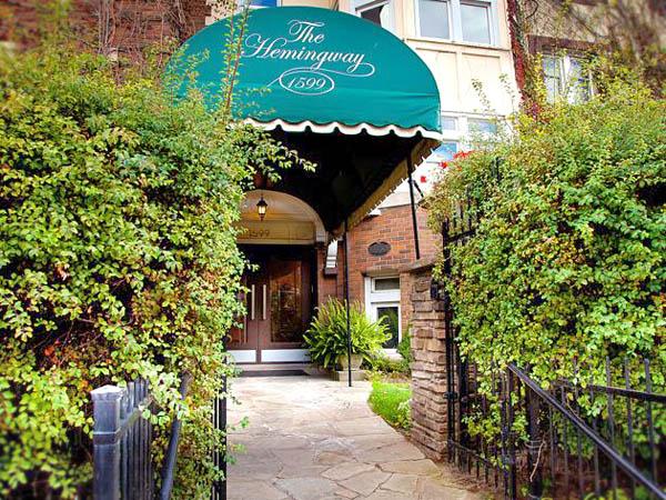 The Hemingway - 1597-1599 Bathurst Street